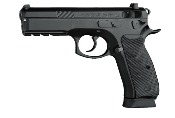 CZ 75 SP-01 TACTIC