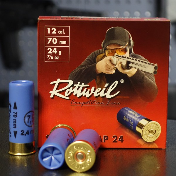 Rottweil Special Trap 24g 2,4mm