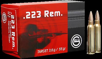 GECO .223 Rem. Target FMJ 55grs
