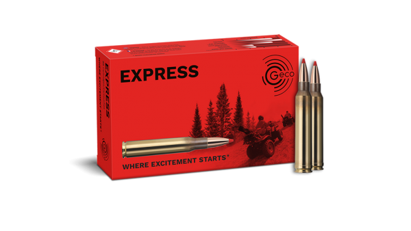 GECO .300 Win. Mag. Express 165grs