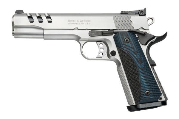 S&W Pistole Mod. PC Custom SW1911