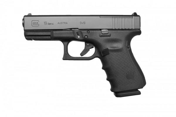 Glock 19 Gen4 M.O.S.