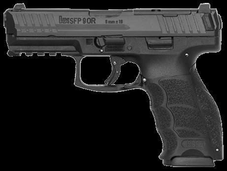 HK-Pistole Mod. SFP9 OR