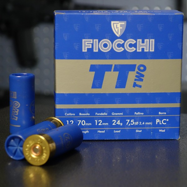 Fiocchi TT-Two Trap 12/70 24g