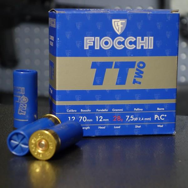 Fiocchi TT-Two Trap 12/70 28g