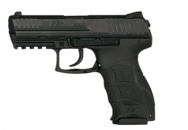 HK-Pistole Mod. P30