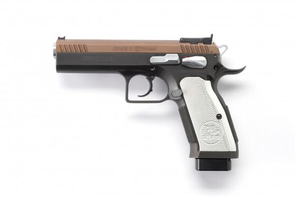 Tanfoglio Pistole P19 Stock II Xtreme, Bull Barrel
